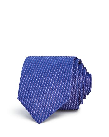 HUGO - Tonal Diamond Skinny Tie