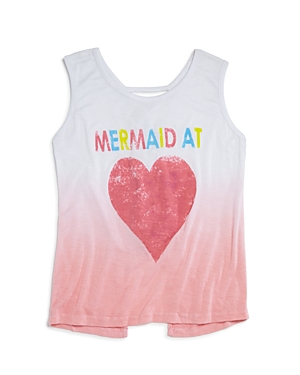 Play Six Girls Ombre Mermaid at Heart Tank  Little Kid