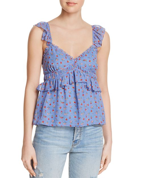 Joie - Diondra Silk Top - 100% Exclusive