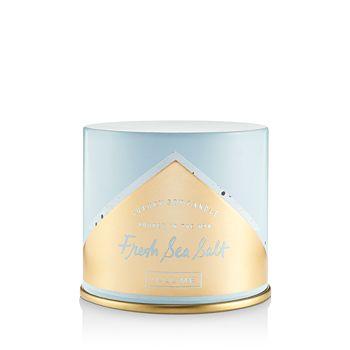 Illume - Fresh Sea Salt Large Vanity Tin Candle