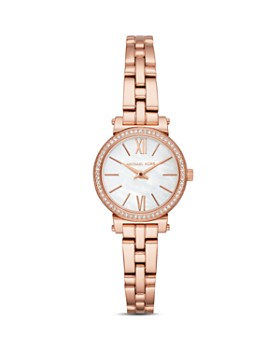 66ee4de596d1 Michael Kors Rose Gold Watch - Bloomingdale s