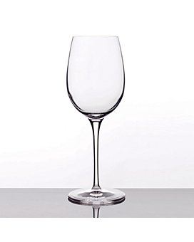 Luigi Bormioli - Crescendo 13 oz. Chardonnay Wine Glasses, Set of 4