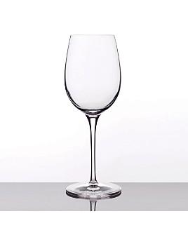 Luigi Bormioli - Crescendo 13 oz. Chardonnay Wine Glasses, Set of 4