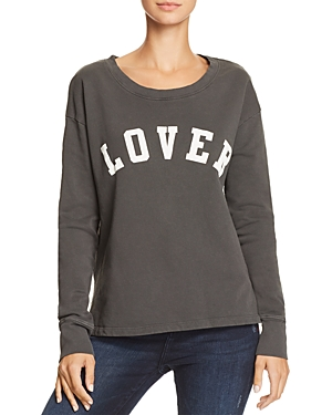 Daydreamer Lover Graphic Sweatshirt