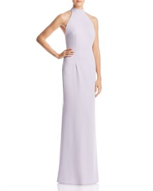 JARLO Tenny Halter Gown - 100% Exclusive in Lilac