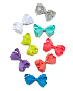 Capelli Girls' Bow Clips, Set of 8 - Bloomingdale's_0