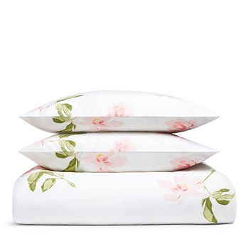 kate spade new york - Breezy Magnolia Comforter Set, Full/Queen