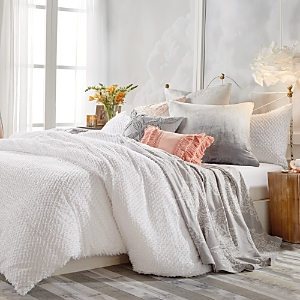 Peri Home Dot Fringe Comforter Set Twin