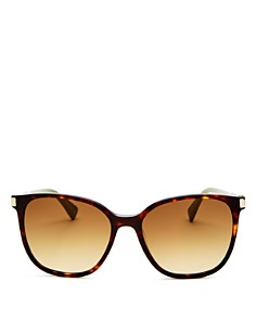 Longchamp - Women's Le Pliage Family Square Sunglasses, 53mm