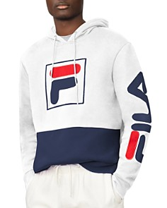FILA Tony Color-Blocked Logo Pullover Hoodie - Bloomingdale's_0