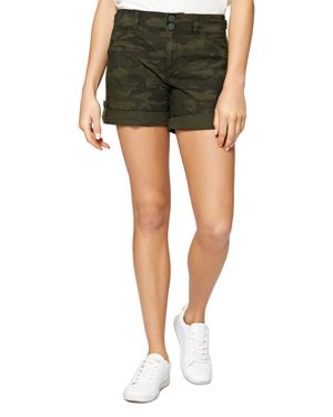 Wanderer Camouflage Shorts, Mother Nature Camo