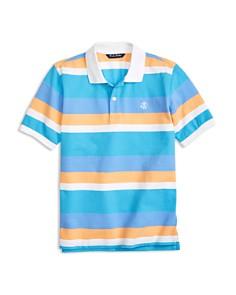 Brooks Brothers Boys' Wide Stripe Polo - Little Kid, Big Kid - Bloomingdale's_0