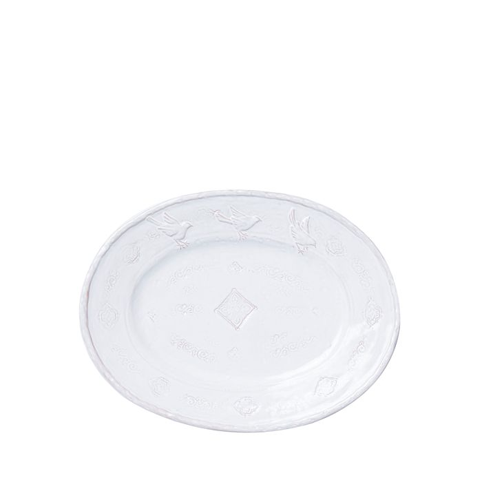 VIETRI - Bellezza Stoneware Large Oval Platter