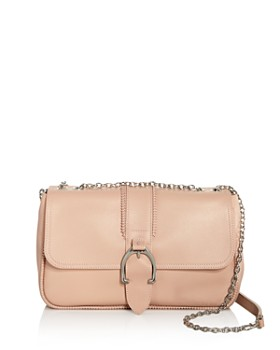 Longchamp - Amazone Medium Leather Crossbody