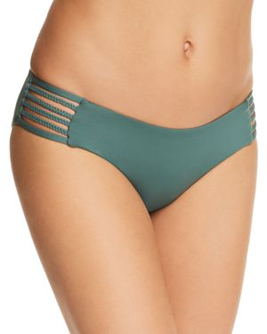 Vitamin A Jaydah Braid Bikini Bottom