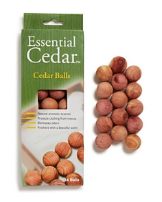 Woodlore Essential Cedar Balls, Pack of 24 - Bloomingdale's Registry_0