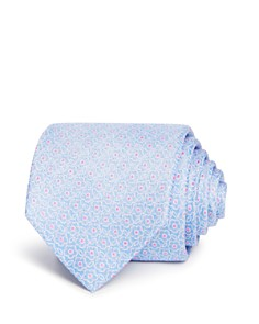 The Men's Store at Bloomingdale's Floral Neat Classic Tie - 100% Exclusive_0