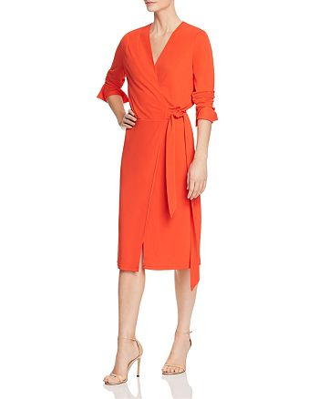 REISS - Grace Wrap Dress