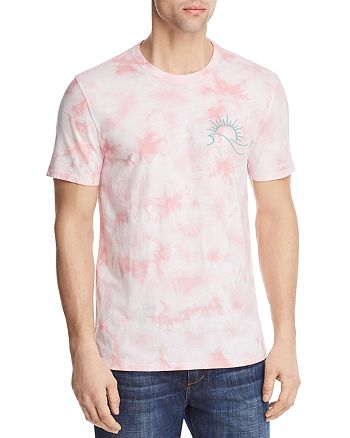 Pacific & Park - Sun and Waves Tie Dye Tee - 100% Exclusive
