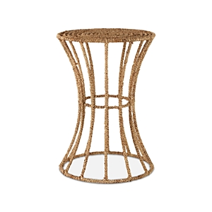 Selamat Designs Jute Spool Table