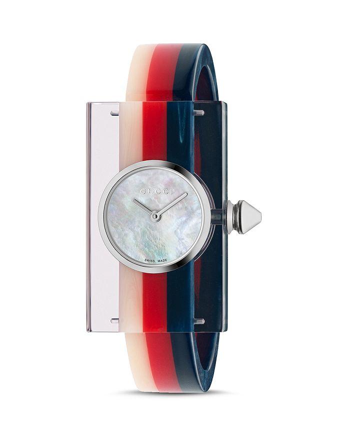 Gucci - Plexiglas Watch, 24mm