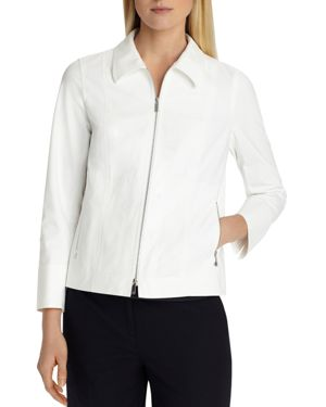 Lafayette 148 New York Chrissy Seamed Jacket