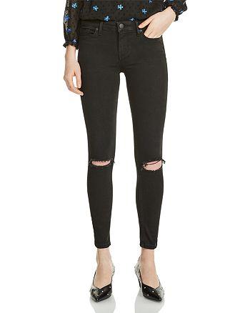 Maje - Priska Distressed Skinny Jeans