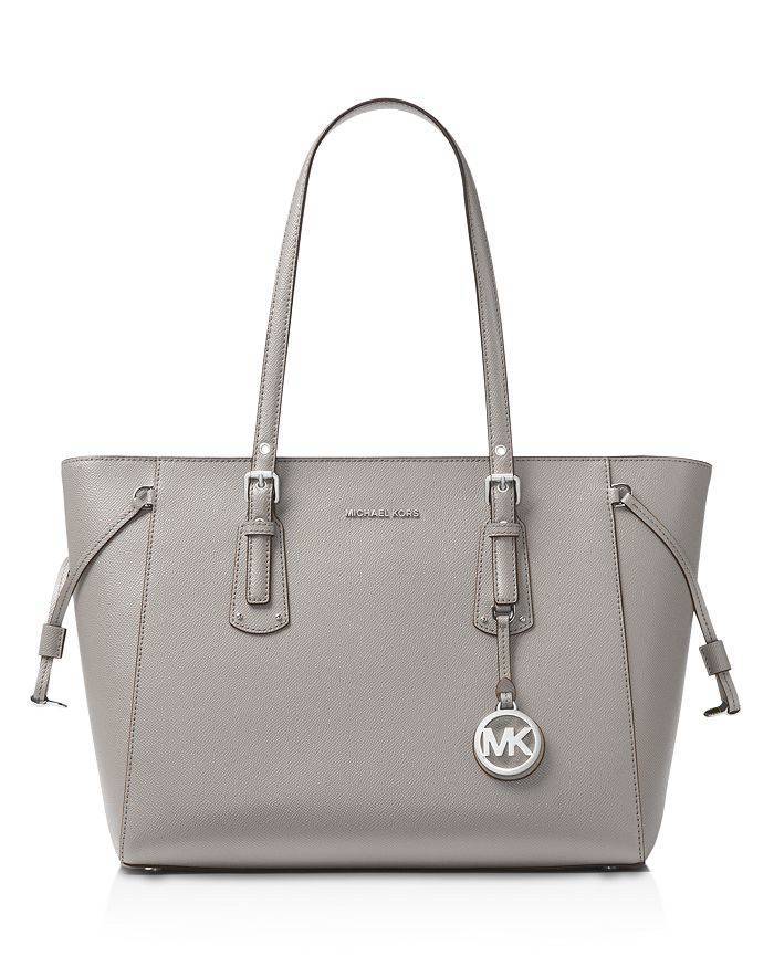 75f353e031e0 MICHAEL Michael Kors - Voyager Multi-Function Top Zip Medium Leather Tote