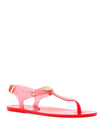 fd1c17b24 MICHAEL Michael Kors - Women s Jelly Thong Sandals