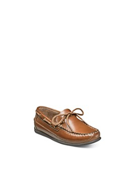 Florsheim Kids - Boys' Jasper Tie Jr. Leather Loafers - Toddler, Little Kid, Big Kid