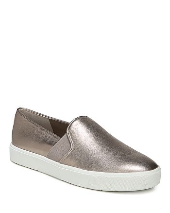 Vince - Women's Blair Leather Slip-On Sneakers - 100% Exclusive