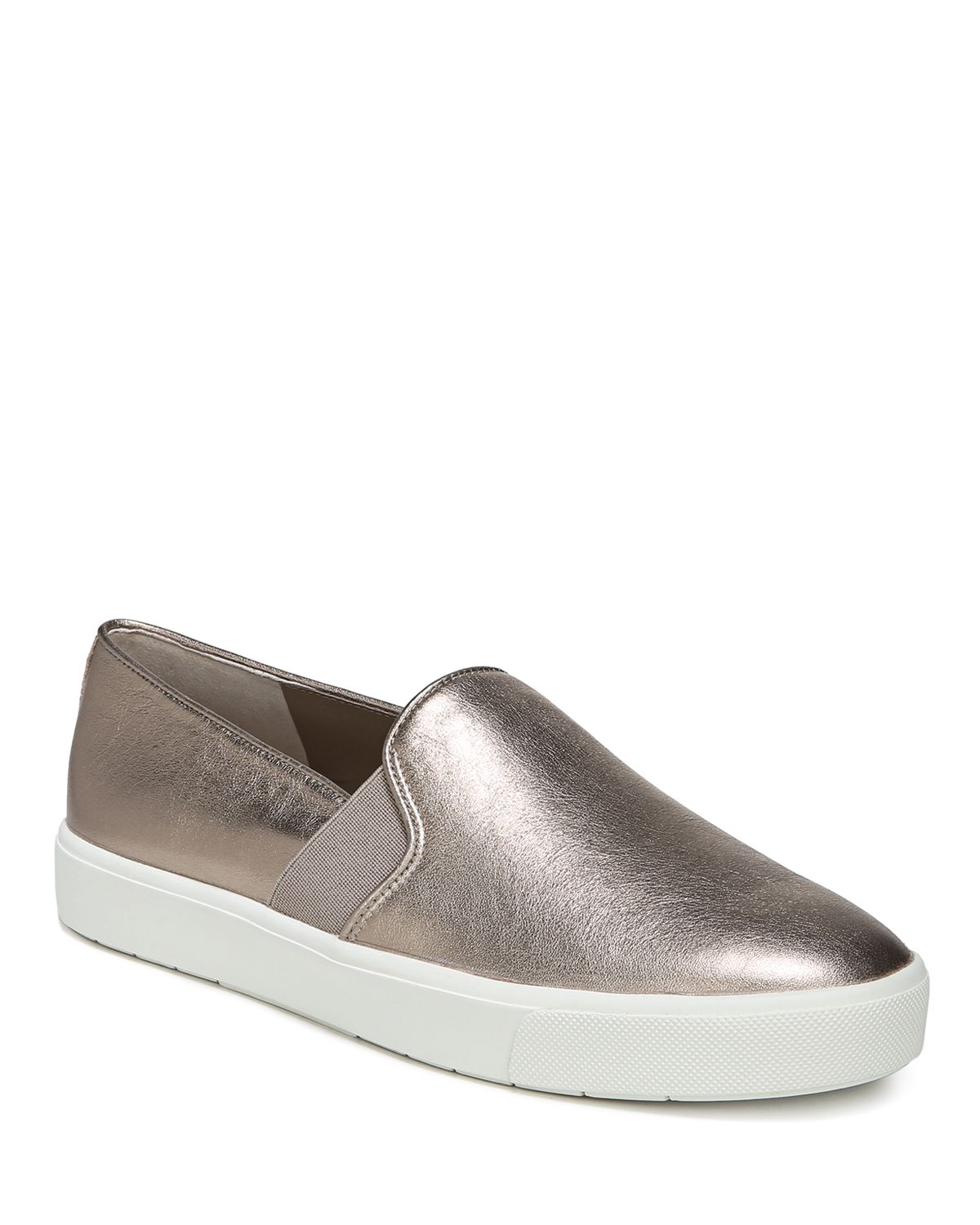 Vince Women's Blair Leather Slip-On Sneakers - 100% Exclusive