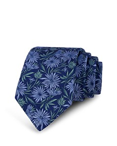 Ted Baker Daisy Cluster Classic Tie - Bloomingdale's_0