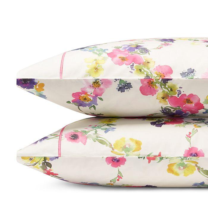 Anne de Solene - Farandole King Pillowcase, Pair