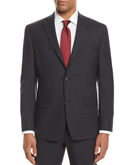 Michael Kors - Plaid with Windowpane Classic Fit Suit Jacket - 100% Exclusive