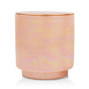 Paddywax Glow Ceramic Rosewater & Coconut 3-Wick Candle