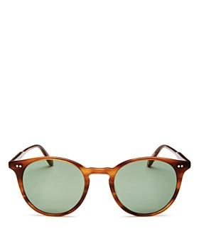 GARRETT LEIGHT - Men's Clune Round Sunglasses, 48mm