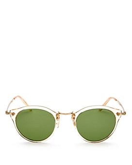 Oliver Peoples - Men's Round Sunglasses, 47mm