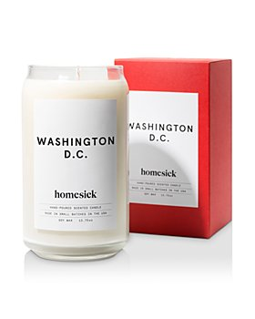 Homesick - Washington DC Candle