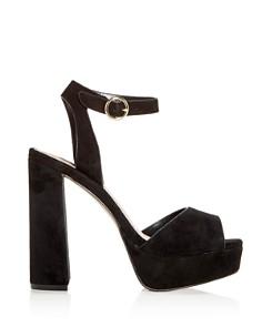 AQUA - Women's Mardi High-Heel Platform Sandals - 100% Exclusive