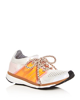 adidas by Stella McCartney - Women's Adizero Adios Lace Up Sneakers