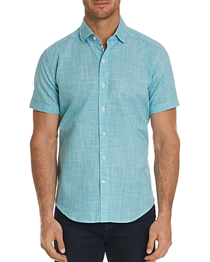 Robert Graham Isia Classic Fit Button-Down Shirt