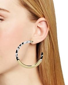 BAUBLEBAR - Tassiana Hoop Earrings
