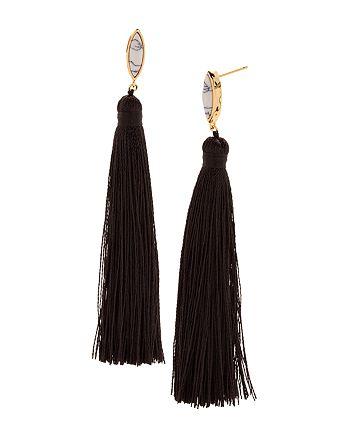 Gorjana - Palisades Tassel Drop Earrings