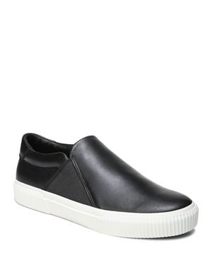 Vince Women's Knox Leather Slip-On Sneakers 2867135