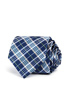 The Men's Store at Bloomingdale's Multi Check Classic Tie - 100% Exclusive_0
