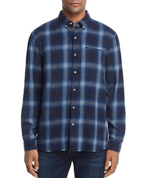 Joe's Jeans - Seattle Plaid Regular Fit Button-Down Shirt