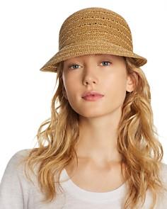August Hat Company Summer Glow Framer Hat - Bloomingdale's_0