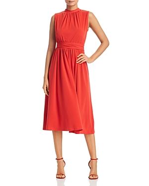 Leota MINDY SHIRRED DRESS