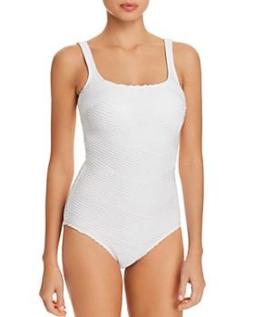 Gottex - Essence Scoopneck One Piece Swimsuit